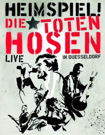 Heimspiel-Dth Live in Düsseldorf [Import allemand]