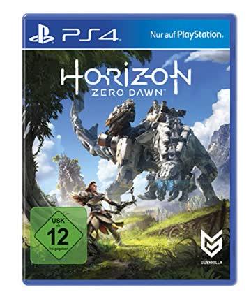 Sony Horizon Zero Dawn PS4 USK: 12