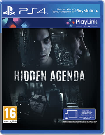 Hidden Agenda (PlayLink) [AT-PEGI] [German Version]