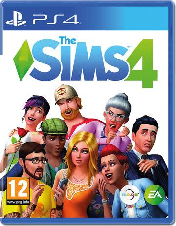 Sims 4 PS-4 AT