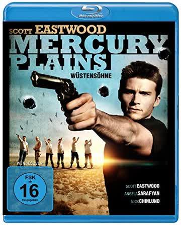 Mercury Plains - Wüstensöhne (Blu-ray)