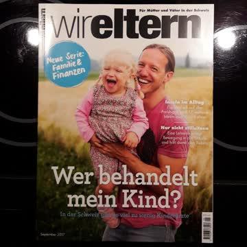 wir Eltern - Ausgabe September 2017