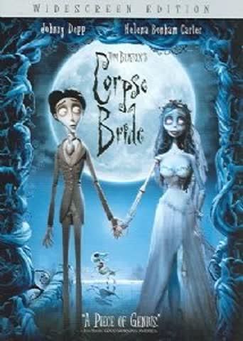Corpse Bride [DVD] [2005] [Region 1] [US Import] [NTSC]