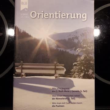 Orientierung / Jan.-März