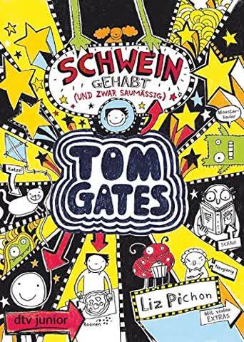 Tom Gates, Bd. 7: Schwein gehabt (und zwar saumäßig): Ein Comic-Roman