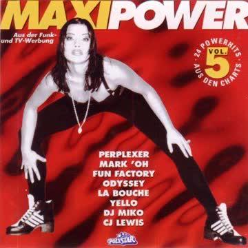 Perplexer - Maxi Power 5 (1994)