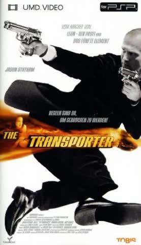 The Transporter [UMD Universal Media Disc]