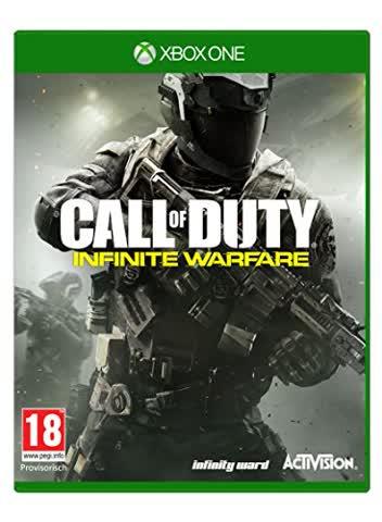 Call of Duty: Infinite Warfare DayOne [AT-PEGI] [German Version]