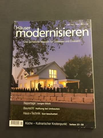 Hauser Modernisieren Gunstig Gebraucht Kaufen Bei Exsila Ch