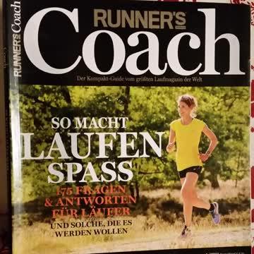 Runner's Coach