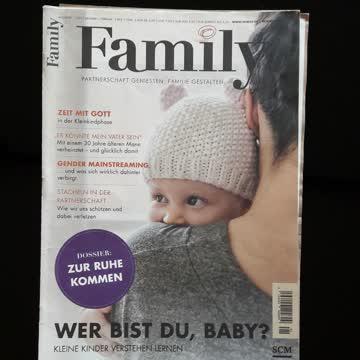 SCM Family Ausgabe 1/2017 Januar - Februar