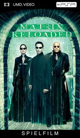 Matrix Reloaded [UMD Universal Media Disc]