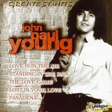John Paul Young - Greatest Hits