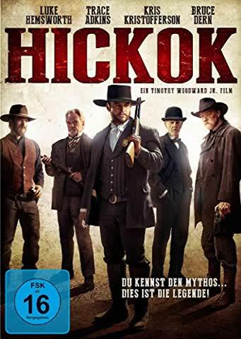 Hickok, 1 DVD
