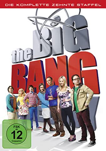 The Big Bang Theory: Die komplette 10. Staffel [DVD]