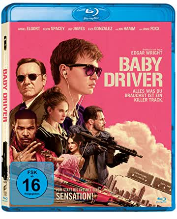 BABY DRIVER - ELGORT ANSEL - J
