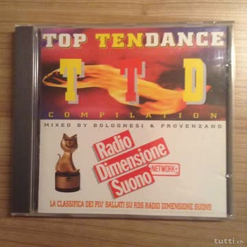 Diverses - TOP TENDANCE Compilation
