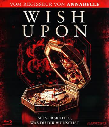 Wish Upon Blu-ray