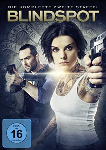Blindspot: Die komplette 2. Staffel [DVD]