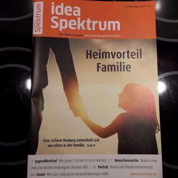 idea Spektrum - Nr. 45 / 8.11.17
