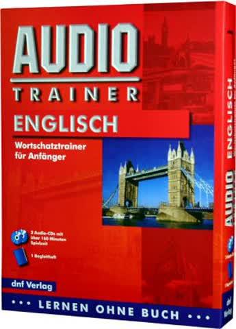 Audio-Trainer Grundwortschatz Englisch Audio-CD
