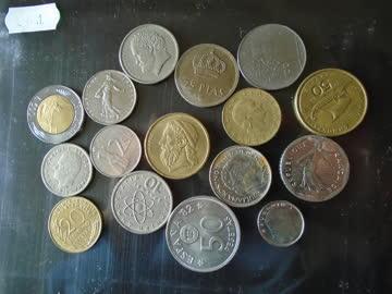 16 Ausländische Münzen Wert Unbekannt Günstig Gebraucht Kaufen Bei