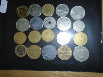 20 Ausländische Münzen Günstig Gebraucht Kaufen Bei Exsilach