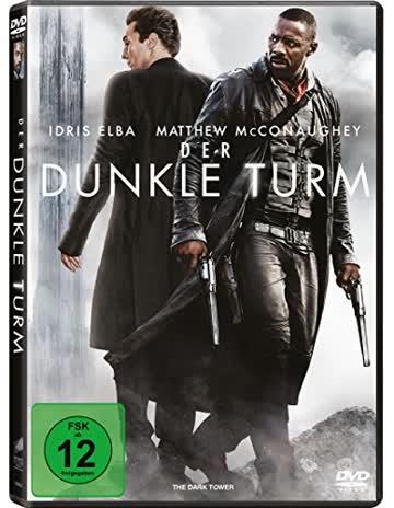 DER DUNKLE TURM - MOVIE [DVD] [2017]