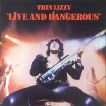 Thin Lizzy - Live & Dangerous