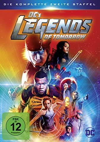 DCS LEGENDS OF TOMORROW - MOV [DVD]