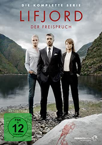 Lifjord - Der Freispruch - Staffel 1+2
