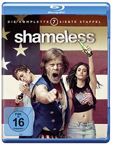 Shameless: Die komplette 7. Staffel [Blu-ray]