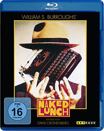 NAKED LUNCH - MOVIE