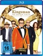 KINGSMAN-THE GOLDEN CIRCL - MO [Blu-ray] [2017]