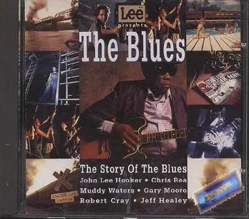 Blues - John Lee Hooker, Chris Rea, Muddy Waters, Gary Moore..