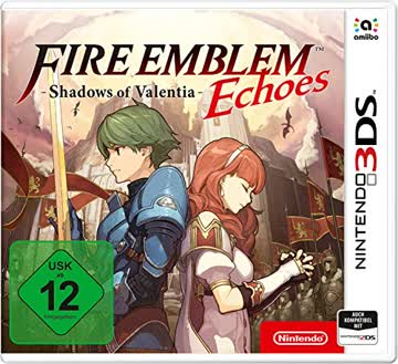 Fire Emblem Echoes: Shadows of Valentia [3DS]