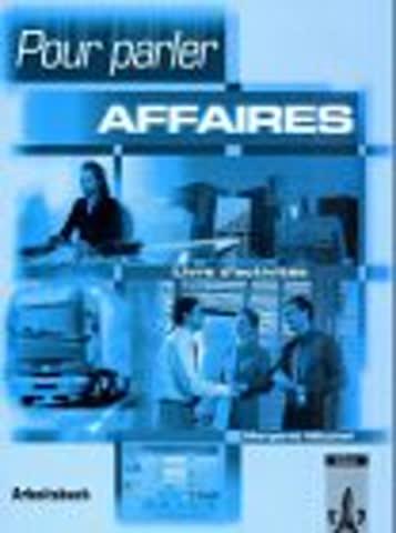 Pour parler Affaires, Arbeitsbuch
