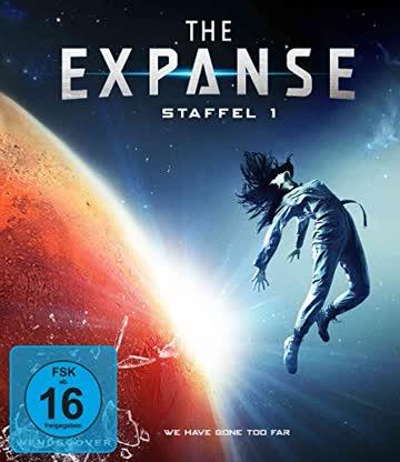 The Expanse - Staffel 1 [Blu-ray]