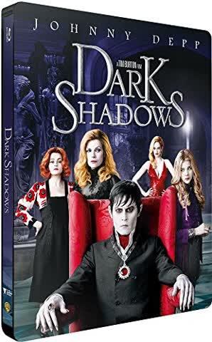 Dark shadows [Blu-ray] [FR Import]