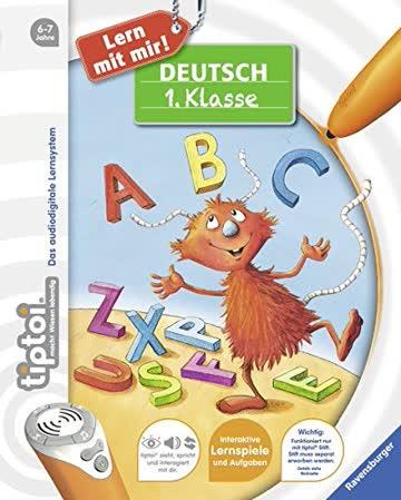 tiptoi® Deutsch 1. Klasse (tiptoi® Lern mit mir!)