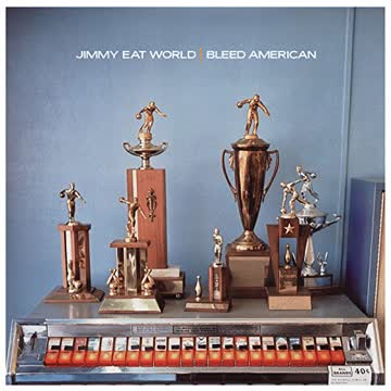 Jimmy Eat The World - BLEED AMERICAN