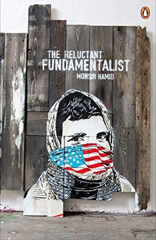 The Reluctant Fundamentalist (Penguin Street Art)