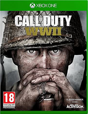 Call of Duty: WWII [AT-PEGI] (Xbox One)