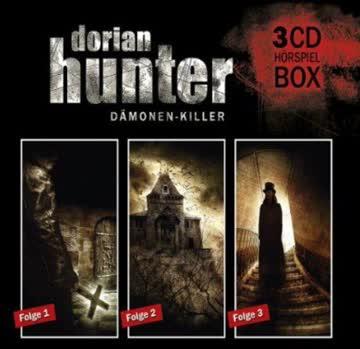 Dorian Hunter - Dorian Hunter Hörspielbox-Folge 01-03