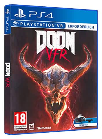 DOOM VR (VR only) [AT-PEGI] [German Version]