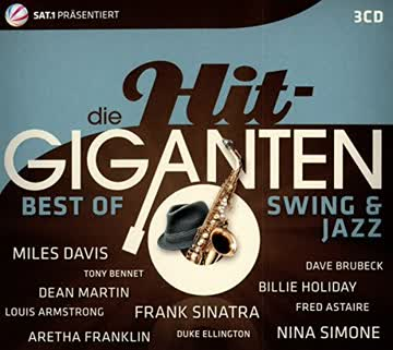 Various - Die Hit Giganten Best of Swing & Jazz