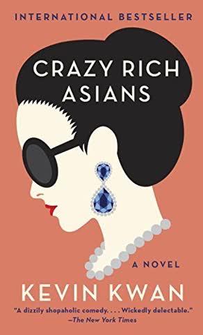 Crazy Rich Asians (Cover Bild kann abweichen)