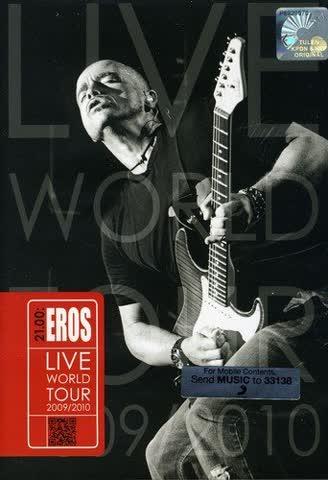 Eros Ramazzotti - 21.00: Eros Live World Tour 2009/2010