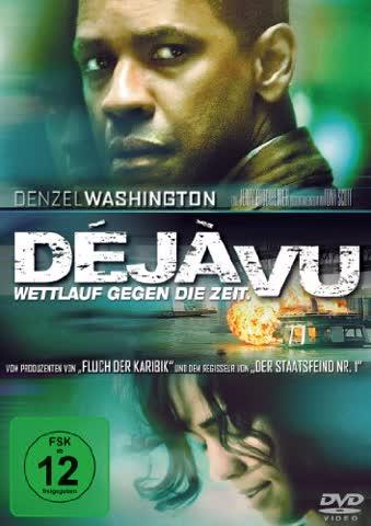 DEJA VU - WETTLAUF GEGEN DIE Z [DVD] [2006]