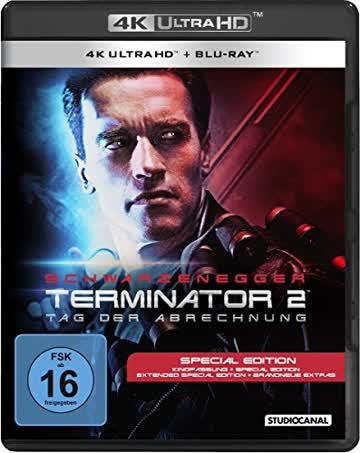 Terminator 2 [4K Ultra HD + Blu-ray]